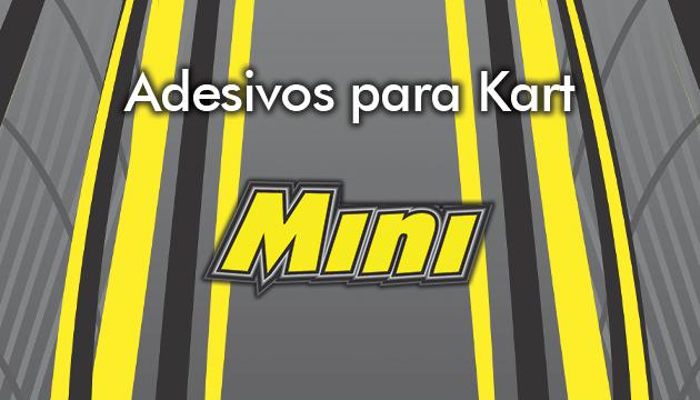 Artesanato Fortaleza ~ Adesivos para Kart Mini Adesivos para Kart Estúdio Pixel iD